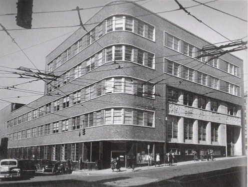 19 - Atlanta Constitution Bldg 1947
