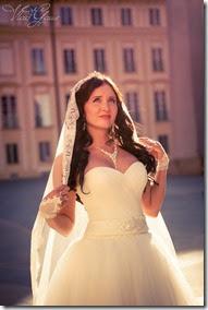Фотографии свадьбы в Праге и замке Глубока фотограф Владислав Гаус