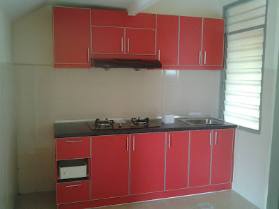 Masterpiece Kitchen Cabinet