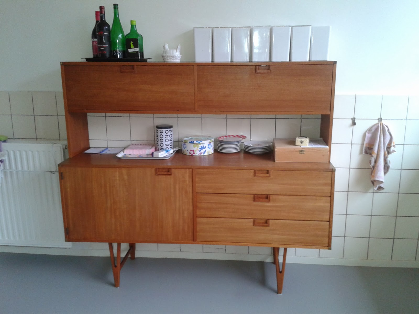 fristho modular dressoir buffetkast sideboard kast dutch