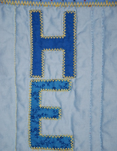 Henning Quilt Applique