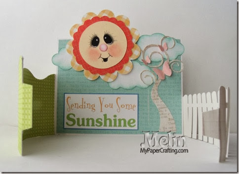 bendi card by melin open-480