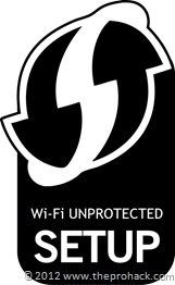 Wifi Protected Setup cracked