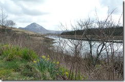 dunlewy lough and errigal