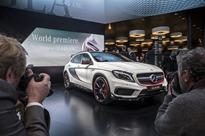 Mercedes-Benz auf der North American International Autoshow (NAIAS), 2014 in Detroit