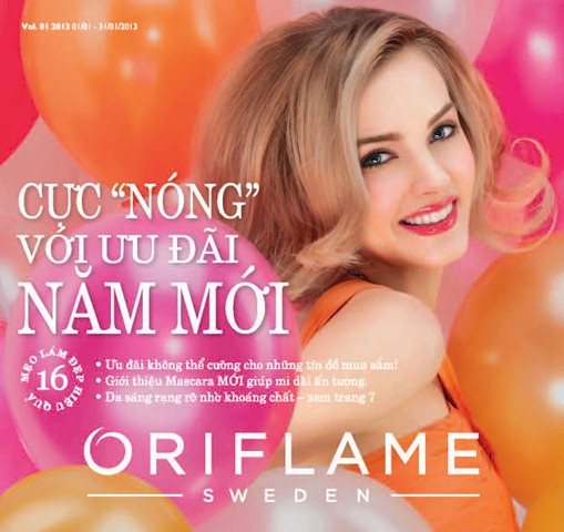 Catalogue-My-Pham-Oriflame 1-2013 (1)