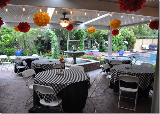 Gwen Moss: Five tips to make your graduation party special