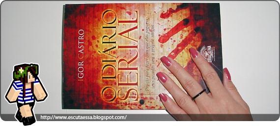 unhas e livros - o diário serial 02