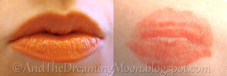 Rimmel Show Off Lip Lacquer Luna