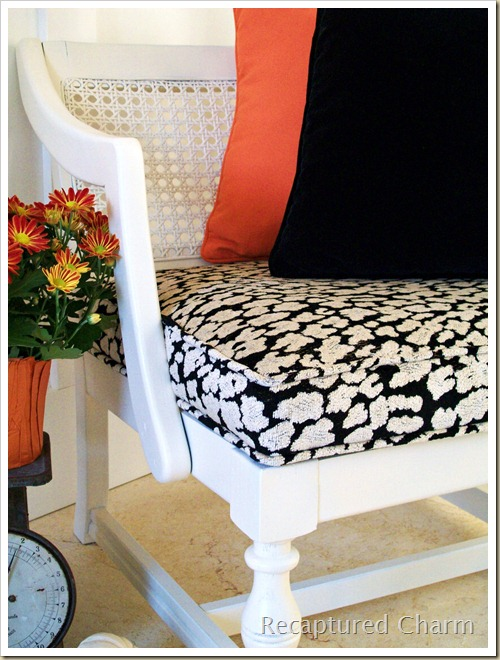 Square Cane Back chairs 034a