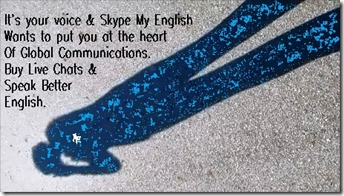 Skype My Shadow Invitation