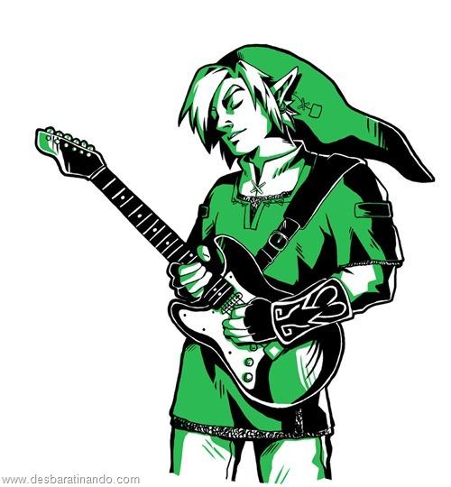 video game fan art desbaratinando  (11)