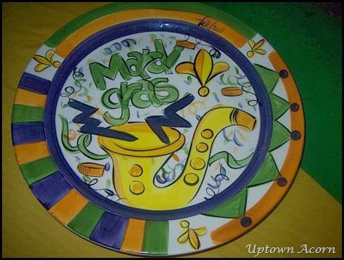 round big platter