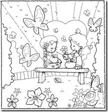 primaveras para colorear (4)