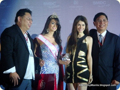Miss Earth 2012 Evening Gown Competition