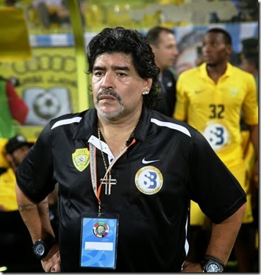Diego-Maradona- soccer 53 million in taxes