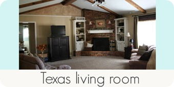 Texas living room