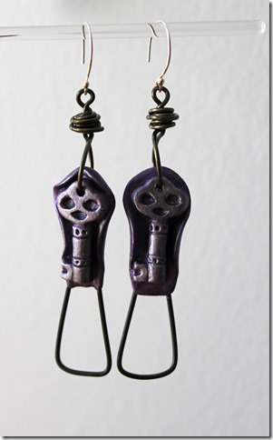 key earrings BSBP 7