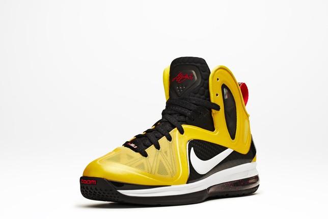 reputable site 4615f ed869 Nike LeBron 9 P.S. Elite Varsity Maize/Black Official Images   NIKE ...