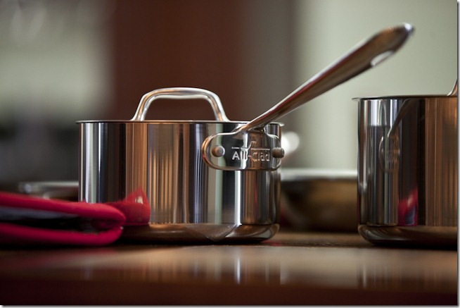 All-Clad Stainles Steel Pots and Pans-3