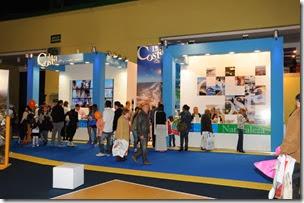 El Partido de La Costa participó en Feria Internacional de Turismo 2013