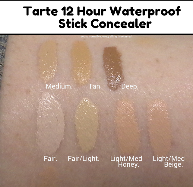 tarte amazonian clay 12 hour waterproof concealer stick. Black Bedroom Furniture Sets. Home Design Ideas
