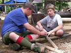 ...help Scouts learn new skills...