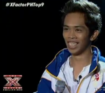 Kedebon Colim sings Yugyugan Na - The X Factor Philippines