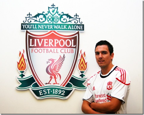 STEWART DOWNING SIGNING FOR LIVERPOOL
