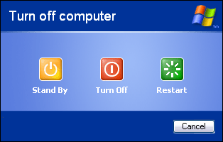 Windows-XP-Shutdown