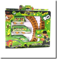 Shopclues : Buy Train set track set battery operated toy at Rs. 71 only