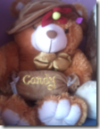 Bear with Hat and Candy Jumbo