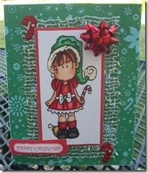 Deonna's #1 Card