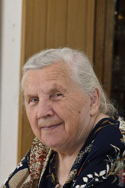 8. Анастасия Никаноровна Замулко. Мозырь. 2011 г.