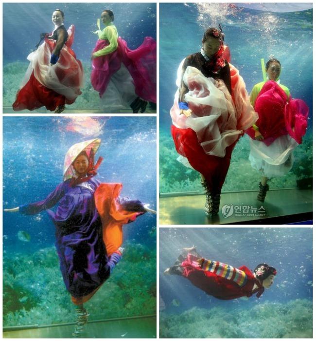 underwater love 1