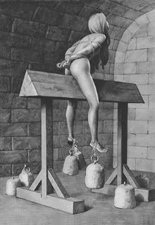 Cavalletto o veglia (tortura)