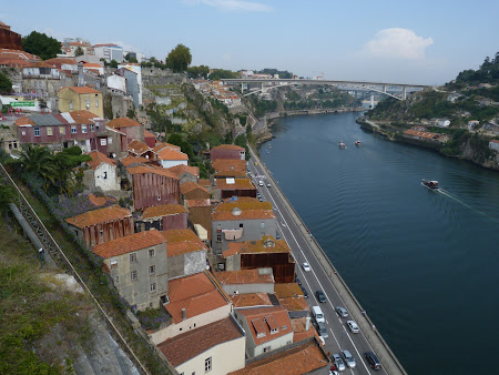 Things to do in Porto: walk by Douro river