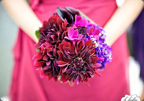 wine dahlias 993921_10151774825158784_2083387283_n K. Holly Photography and modern day floral