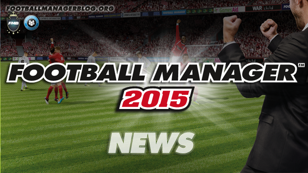 Football Manager 2015 News