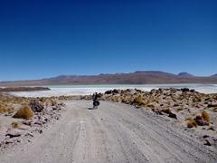 Salar Capina, Southwestern Bolivia.