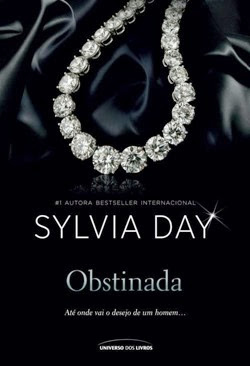 Capa Obstinada - Sylvia Day