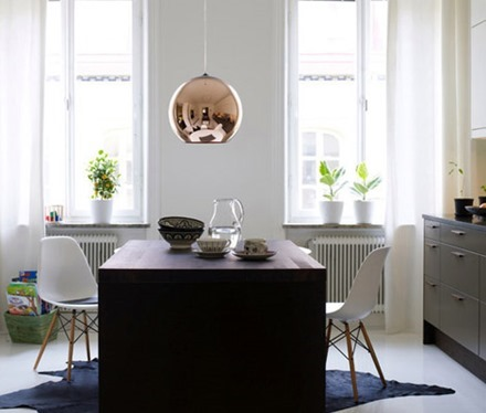 Tom Dixon, Copper Shade, Design blog.fi