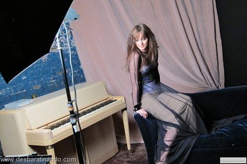 Leighton meester blair gossip girl garota do blog linda sensual desbaratinando  (186)