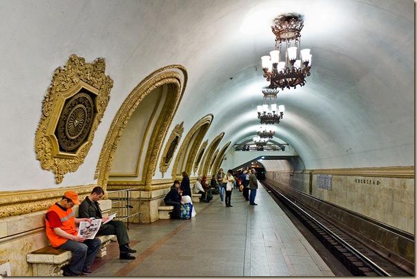 24 stations de métro stupéfiantes (19)