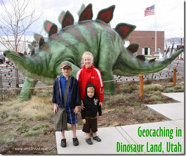 Geocaching_Dinosaur_land_utah_obSEUSSed