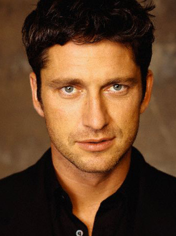 Scottish Actor Gerard Butler ca. 2003. Tags: 1 Actors Adults Black British ...