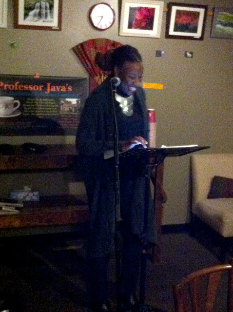 Professor Java's Wide Open Mic