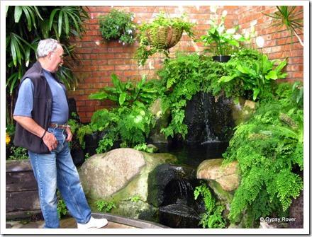 Bason Botanical Gardens, Mowhanau.