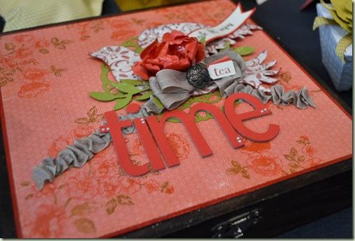 gorgeous tea box