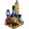 candy castle buildable 2012